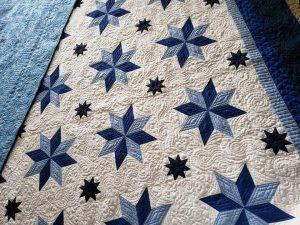 Modern Lamone Star Quilt