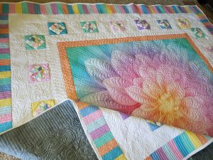Custom Quilting, Quilts By Taylor